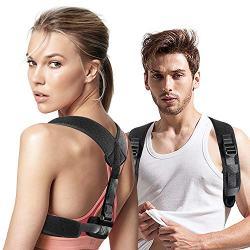 Voluex Upper Back Posture Corrector for Women & Men