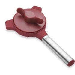 Kuhn Rikon Deluxe Gripper Jar Opener, Red