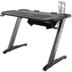 Eureka Ergonomic Z1-S Gaming Desk,Gaming Computer Desk