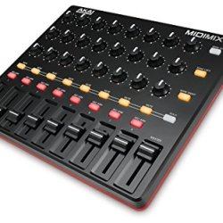 Akai Professional MIDImix | High-Performance Portable USB