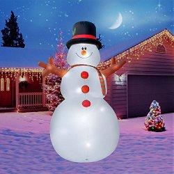 Holidayana 15 Ft. Giant Inflatable Christmas Snowman