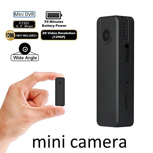Mini Camera Portable Pocket Hidden Nanny Camera Recorder