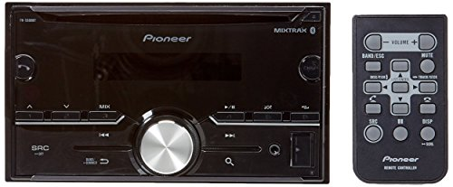 Pioneer Double DIN CD Receiver with Improved Pioneer