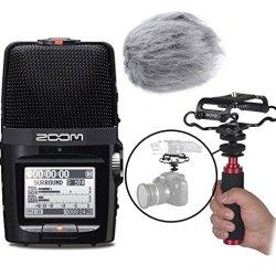 Zoom H2n Handy Portable Digital Audio Recorder Kit