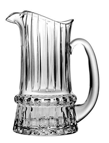 Barski - 44 oz. - Cut Crystal - Decorative - Pitcher - with Handle
