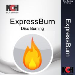 Express Burn Disc Burning Software - Audio, Video and Data