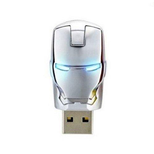 The Avengers Ironman War Machine Mask USB Flash Drive