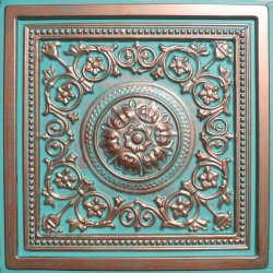 30pc of Majesty Copper/Patina Ceiling Tiles