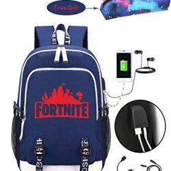 Fortnite Backpacks For Boys, Battle Royale School Book