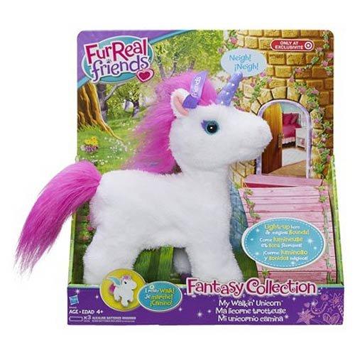 FurReal Friends Fantasy Collection: Starbeam My Walkin' Unicorn Pet