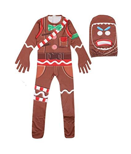 Unisex Kids Game Costume Pajamas Sets Children