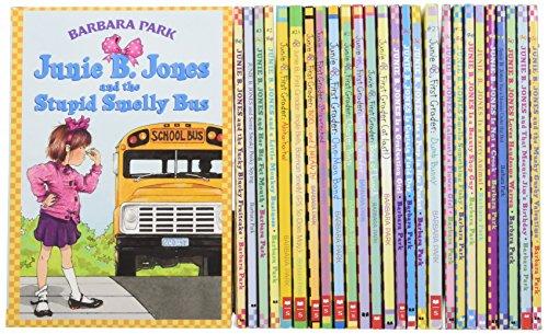 JUNIE B. JONES 27-BOOK SET: Stupid Smelly Bus