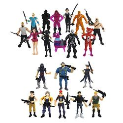Ginkago Fort Game Battle Royale PVC Characters