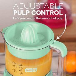 Dash Citrus Juicer Extractor: Compact Juicer for Healthy Juice