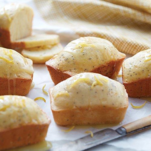 Wilton Recipe Right Non-Stick Mini Loaf Pan, 4-Cavity