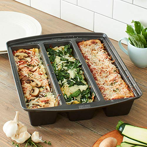 Chicago Metallic Professional Lasagna Trio Pan
