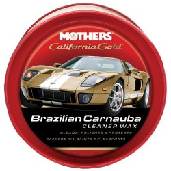Mothers California Gold Brazilian Carnauba Cleaner