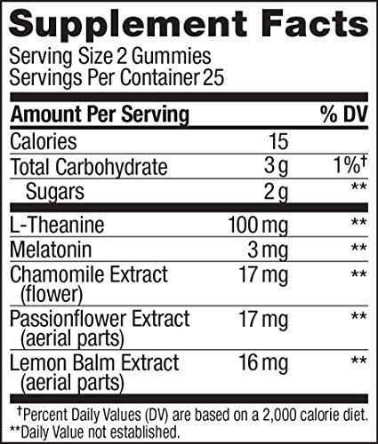Olly Restful Sleep Gummy Supplement With Melatonin Best Offer