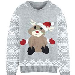 Pink Queen Unisex Ugly Christmas Xmas Pullover