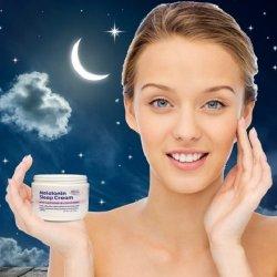 Melatonin Sleep Night Cream With Lavendar & Chamomile