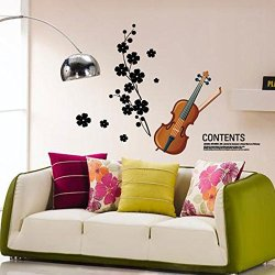 DIY Beautiful Home Decoration Wallpaper Stickers