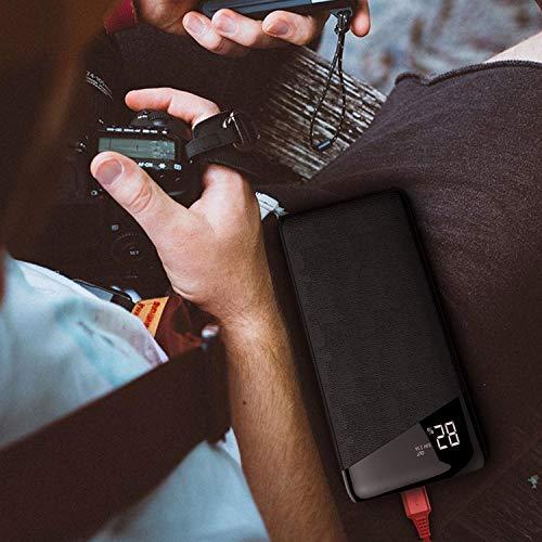 Power Bank 24000mAh Portable Charger Todamay