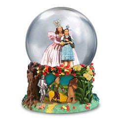 The Wizard of Oz Glinda and Dorothy Water Globe