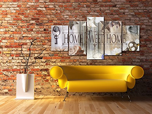 Canvas Art Design - Home Sweet Home Canvas