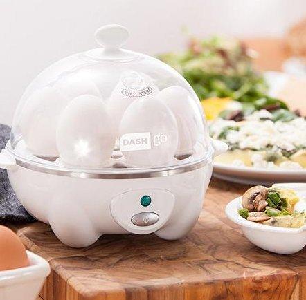 Appliances-Egg Cooker-DASH Go Rapid Egg Cooker