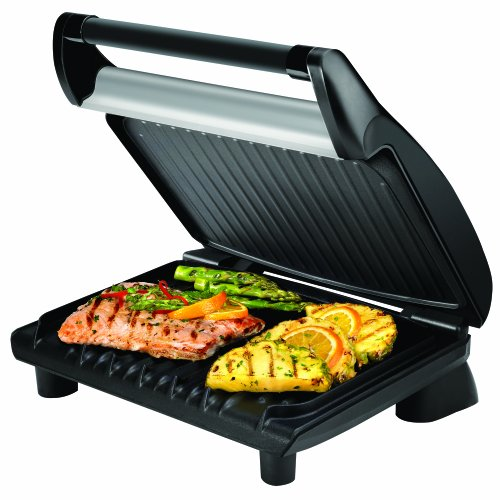 George Foreman Contemporary Grill
