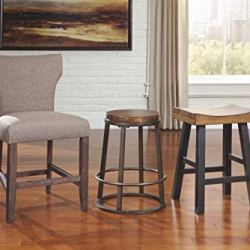 Ashley Furniture Signature Design - Vintage Casual Barstool
