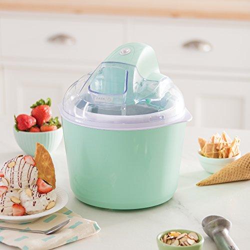 DASH Deluxe Ice Cream Frozen Yogurt & Sorbet Maker