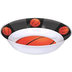 Basketball Party Bowl