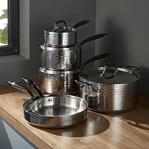 Fleischer & Wolf Seville Series 10pc set - Stainless Steel