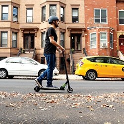 Jetson Cruise Folding Electric Scooter