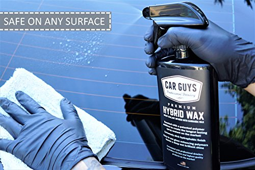CarGuys Hybrid Wax Sealant - Most Advanced Top Coat
