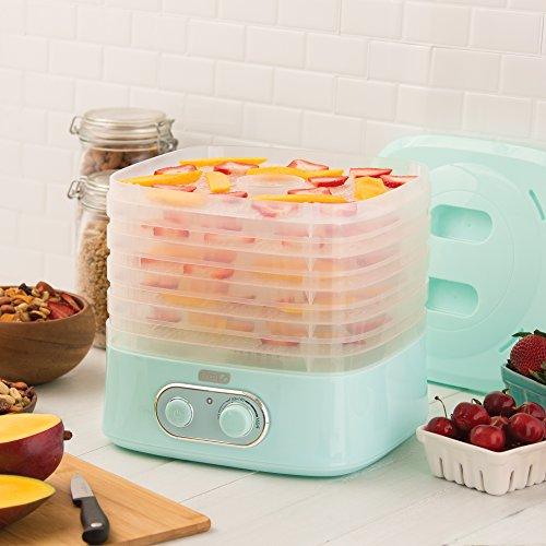 Dash SmartStore Food Dehydrator, Aqua