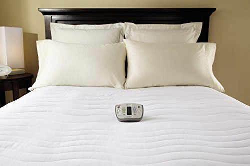 Sunbeam Therapeutic Heated Mattress Pad, King