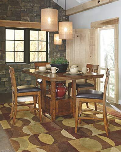 Ashley Furniture Signature Design - Ralene Upholstered Barstool