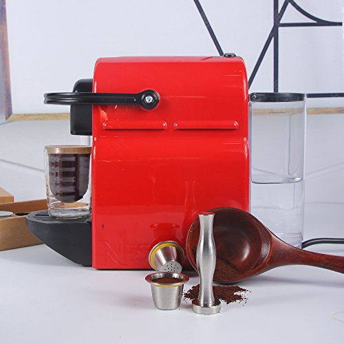 Reusable Pods Compatible with Nespresso Machines