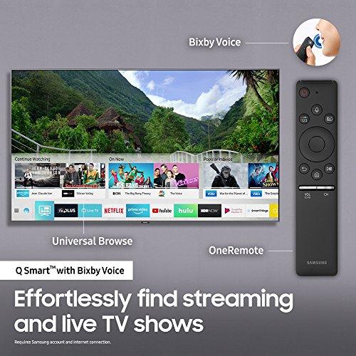 "Samsung Flat 65"" QLED 6 Series Smart TV 2018"