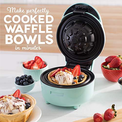 DASH Waffle Bowl Maker: The Waffle Maker Machine