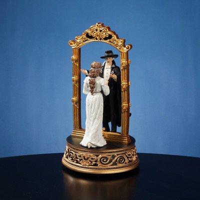 Phantom and Christine Mirror Figurine