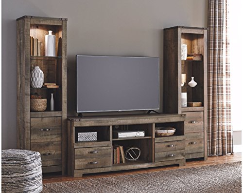 Ashley Furniture Signature Design - Trinell Large TV Stand