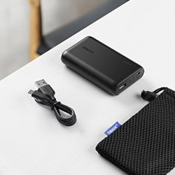 Anker PowerCore 10000, One of The Smallest and Lightest