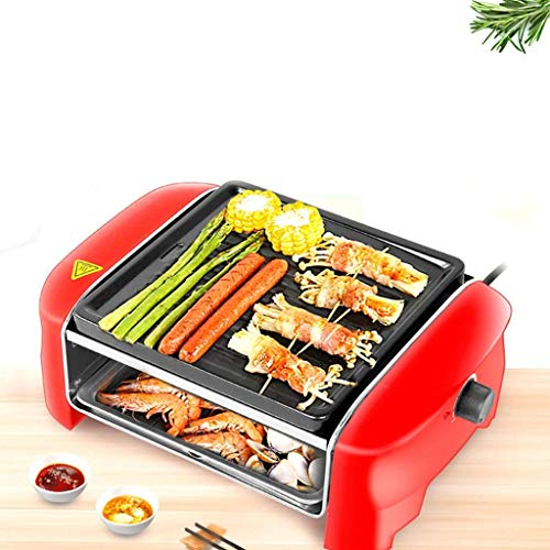 Electric Grill Barbecue Grill,Portable Table Grill Electric