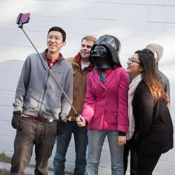 Star Wars Lightsaber Adjustable Length Selfie Stick