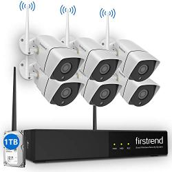[Newest]Security Camera System Wireless