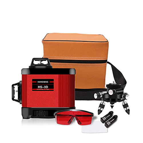 Laser Level Self-leveling-12 Lines 360 Horizontal And Vertical