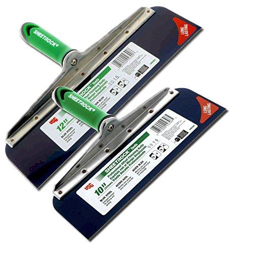 USG Sheetrock 2-Piece Offset Drywall Taping Knife Set